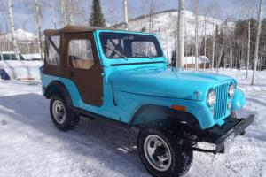 Jeep : Other Golden Eagle Sport Utility 2-Door