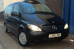 Mercedes-Benz Vito KPM LONDON TAXI 2010 (60) Photo