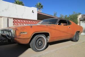 Plymouth : Road Runner Road Runner