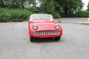 Triumph : Other TR3A Photo