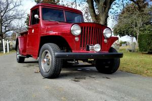 Willys : Willys : P/U PICK UP  jeep