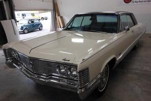 Chrysler : Imperial Excel Condition No Rust AC Cold Pwr Works