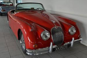 Jaguar : XK XK150 S 3.4  OTS Photo