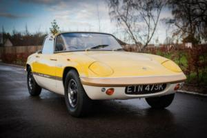 1971 Lotus Elan Sprint DHC - Totally Restored & in Superb Condition