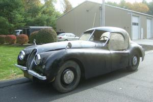 Jaguar : XK XK120 Photo