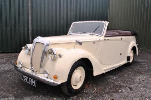 1951 Daimler DB18 Open Tourer Conversion