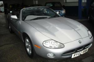 2002 Jaguar XK8 Convertible, 2 owners, 61,000miles, Service history,Low road tax Photo