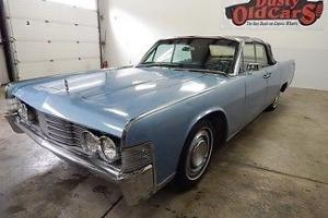 Lincoln : Continental All Orig 37k Car RunsDrives Nice TopElecWork