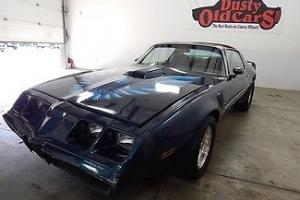 Pontiac : Firebird RunsDrivesBody Interior Fair Make it Great