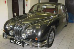 1962 Jaguar 2.4/240 MANUAL WITH OVERDRIVE