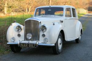 1951 Bentley MK VI Big Bore Small Boot Saloon B298MD Photo