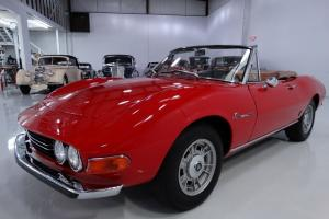 Ferrari : Other FIAT DINO SERIES I SPIDER BODY-OFF RESTORATION!