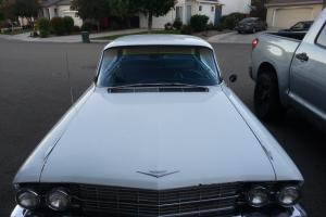 Cadillac : DeVille Series 62