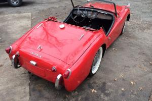 Triumph : Other TR3 Photo