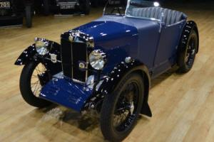 1929 MG/ MGF Midget Photo