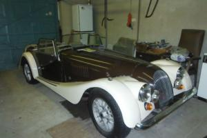 "Morgan Plus 8 ""Garage Find"" Photo"