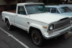 Jeep : Other Base Standard Cab Pickup 2-Door