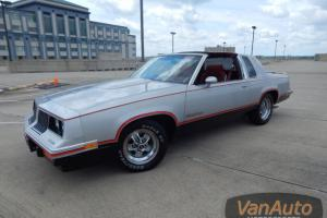 Oldsmobile : Cutlass 2dr Coupe Ca