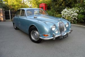 1964 JAGUAR S-TYPE 3.8