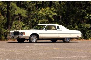 Chrysler : New Yorker Coupe