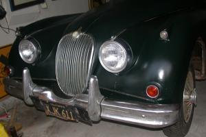 Jaguar : Other XK150S, XK150 Photo