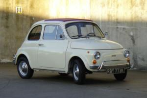 Fiat 500L-very low miles -2 owners