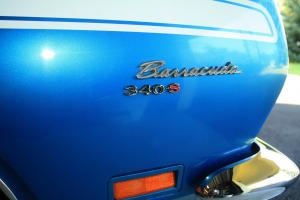 Plymouth : Barracuda Sports Roof (fastback)