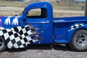 Willys : Americar Pickup na