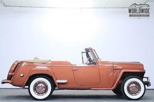 Willys : Other Jeepster