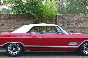 LHD 66 1966 Buick Wildcat Convertible Restored Sydney Matching Numbers