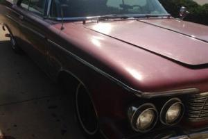 Chrysler : Imperial 2dr convertible