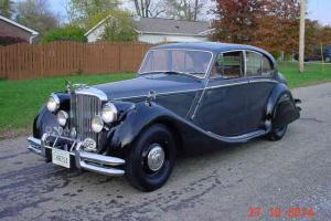 Jaguar : Other SALOON 4 DOOR Photo