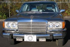Mercedes-Benz : 400-Series SEL