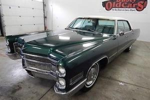 Cadillac : DeVille RunsDrives Great BodyInterior VeryGood All Orig