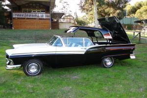 1957 Ford Fairlane Skyliner Retractable Hard TOP Convertible Fully Restored in Swan View, WA