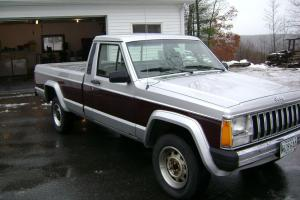 Jeep : Comanche base