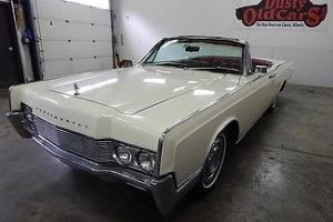 Lincoln : Continental Run Drives Excel Suicide Doors 460V8 All Elec Work