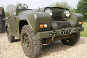 1964 Austin Gipsy not landrover series 1 champ