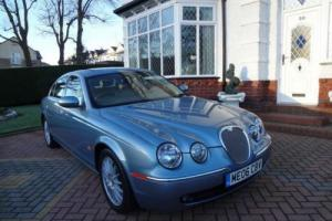 Jaguar S-Type 2.7 d SE 4 DOOR 44,000 MILES Photo