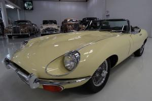 Jaguar : E-Type BEAUTIFULLY RESTORED & MAINTAINED! MATCHING #'S!