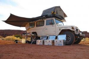 1979 TOYOTA FJ45 HJ47 TROOP CARRIER Landcruiser