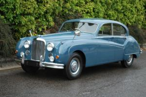 Jaguar Mk 9 Sports Saloon 1961