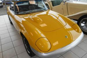Lotus Elan S4 1.6L 1971, Yellow