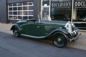 Rover Fourteen Tourer 1935