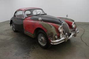 Jaguar : XK 150S Fixed Head Coupe Photo