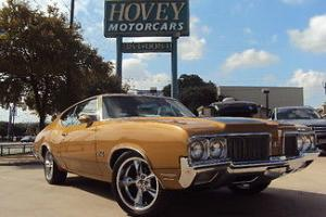 Oldsmobile : 442 matching numbers