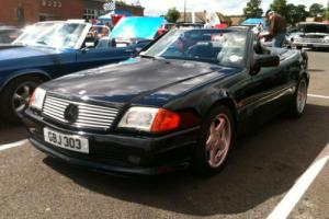1990 Mercedes-Benz 500SL SL 500 5.0 V8 Hardtop included. AMG Extras.