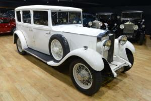 1932 Rolls Royce 20/25 Thrupp & Maberly Limousine