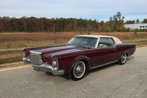 Lincoln : Other MARK III