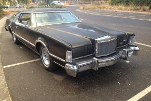 Ford Lincoln Continental 1976 in Hoppers Crossing, VIC